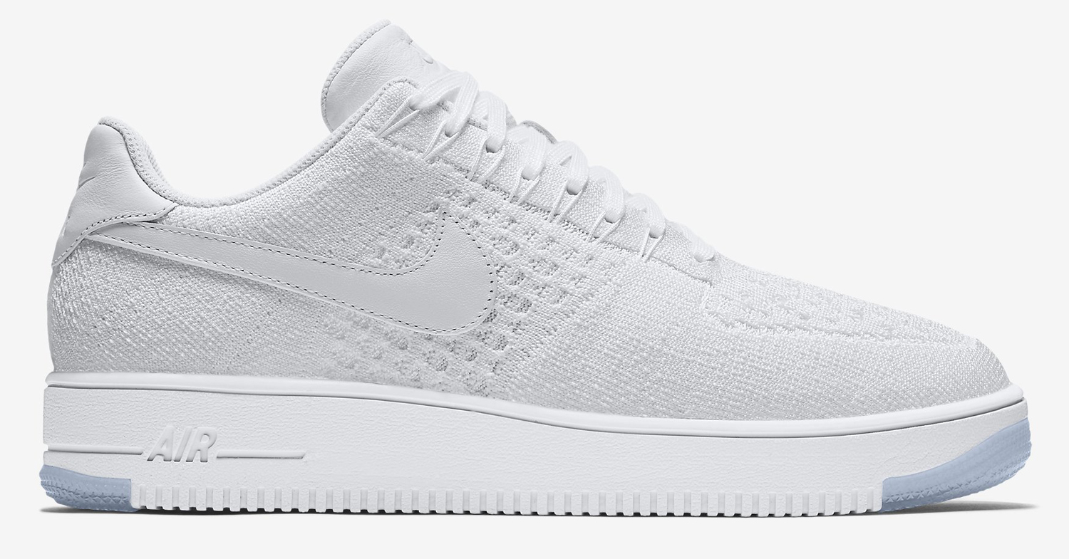 online store e2827 1adb5 Nike Air Force 1 Low Ultra Flyknit Low Release Date  02 04 16. Style     817419-100. Price   160
