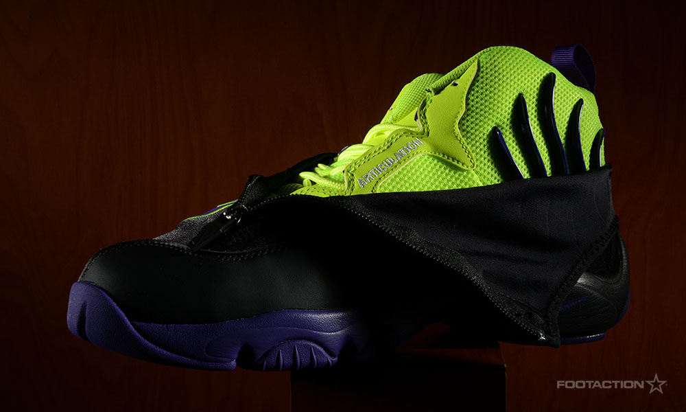 Nike Air Zoom Flight The Glove Lakers (6)