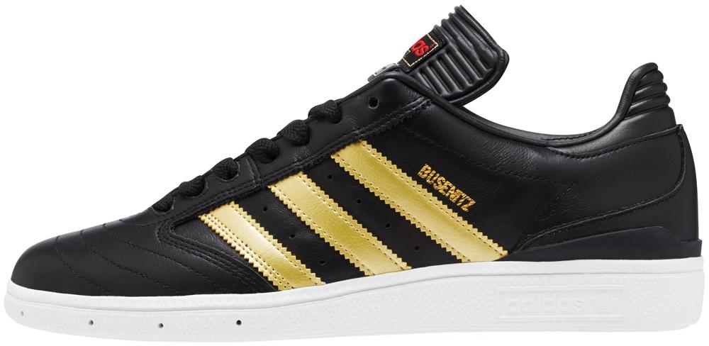 adidas Busenitz Scheinfeld Made in Germany Black/Gold