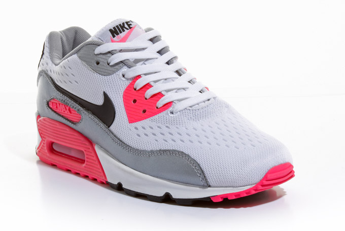 41bd2a827e Nike WMNS Air Max 90 EM - Laser Pink | Sole Collector