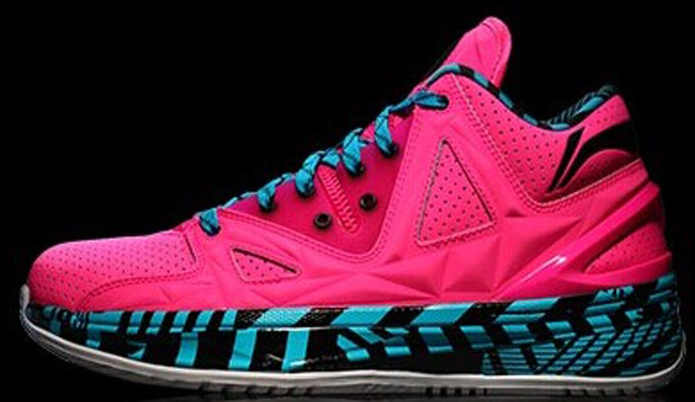Li-Ning Way Of Wade 2 Encore Pink/Blue