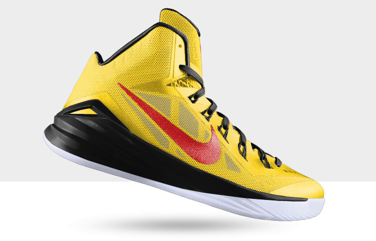 huge selection of 3be51 d8cb8 Nike Hyperdunk 2014 iD Bruce Lee