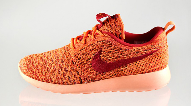 the latest 09ffc fd041 via Asphalt Gold. by Brendan Dunne. Female sneakerheads have another  exclusive coming their way thanks to this new Nike Flyknit Roshe Run ...