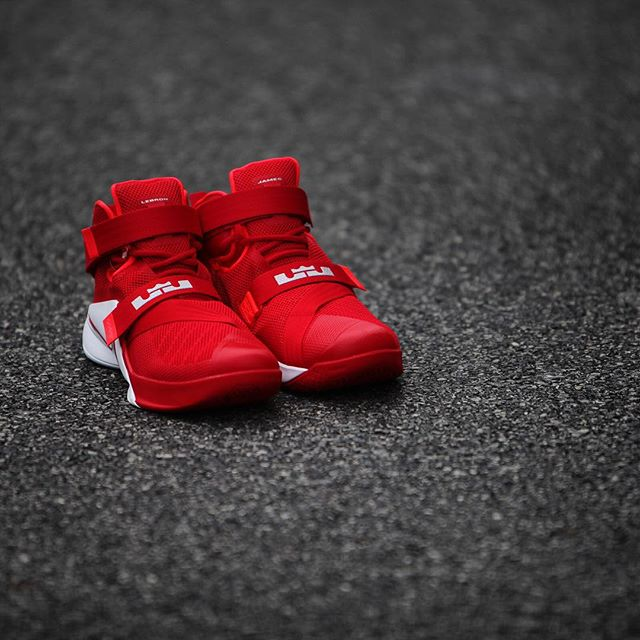 6c6f7085d98a The Perfect Nike Soldier 9 for Ohio State