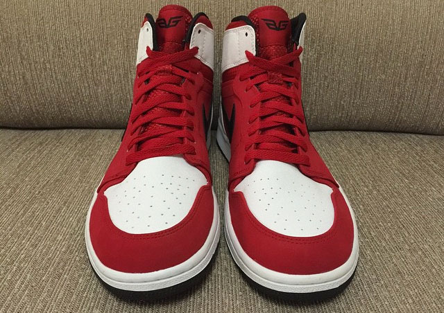 best service e4ceb ca80f Blake Griffin's Air Jordan 1 Release | Sole Collector