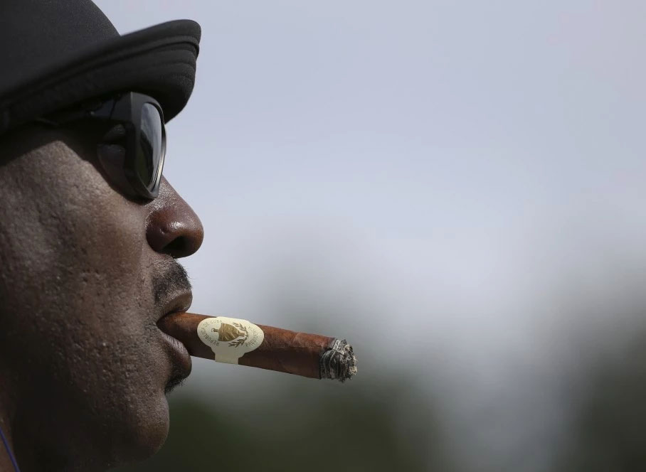 Photos of Michael Jordan Being Cool as Hell at the Ryder Cup Today (8)
