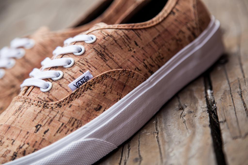 Even Vans Is Doing Cork Sneakers Now