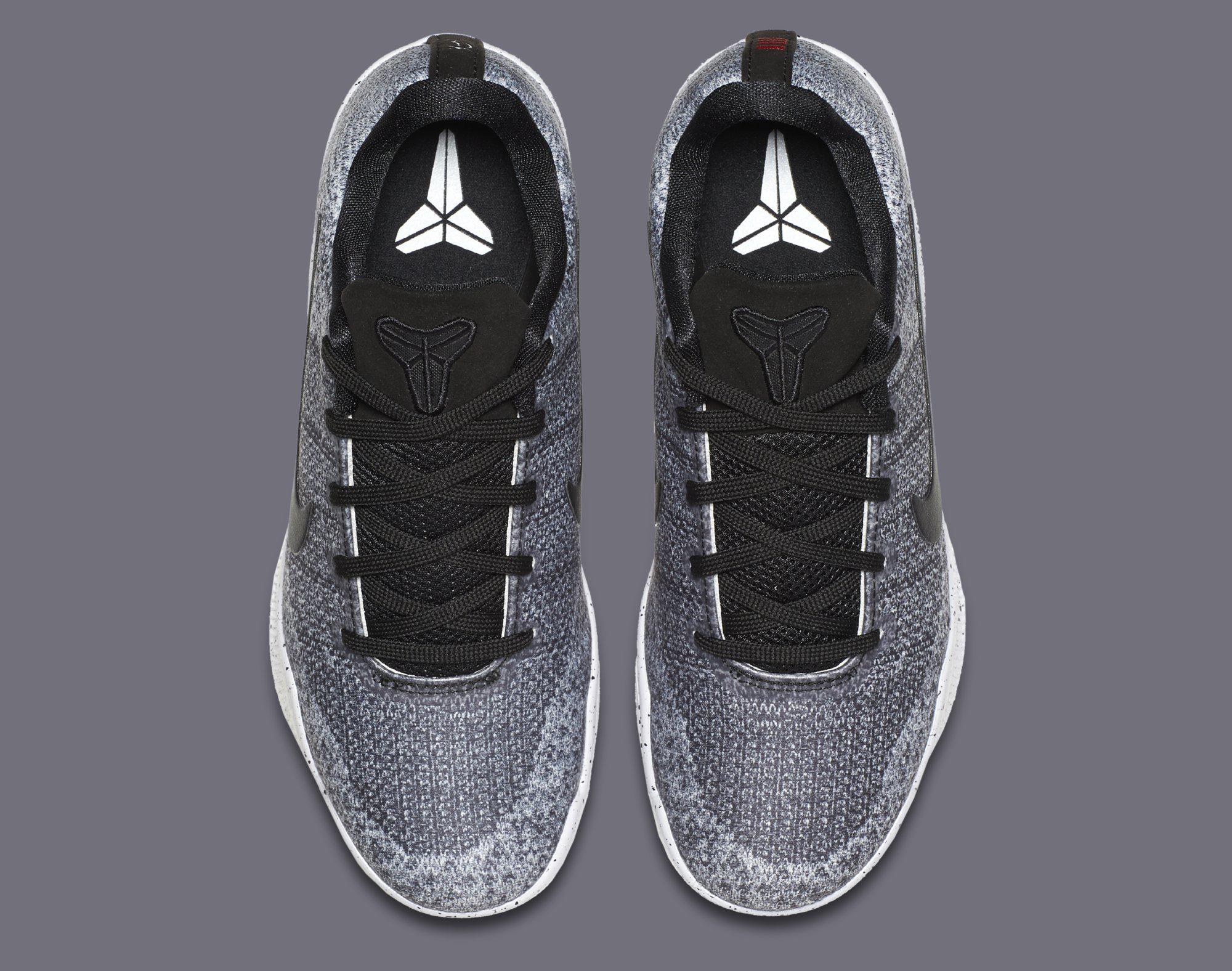 new concept d20cc 2fc5d Nike Kobe 11 Oreo Kids 822945-100 Top