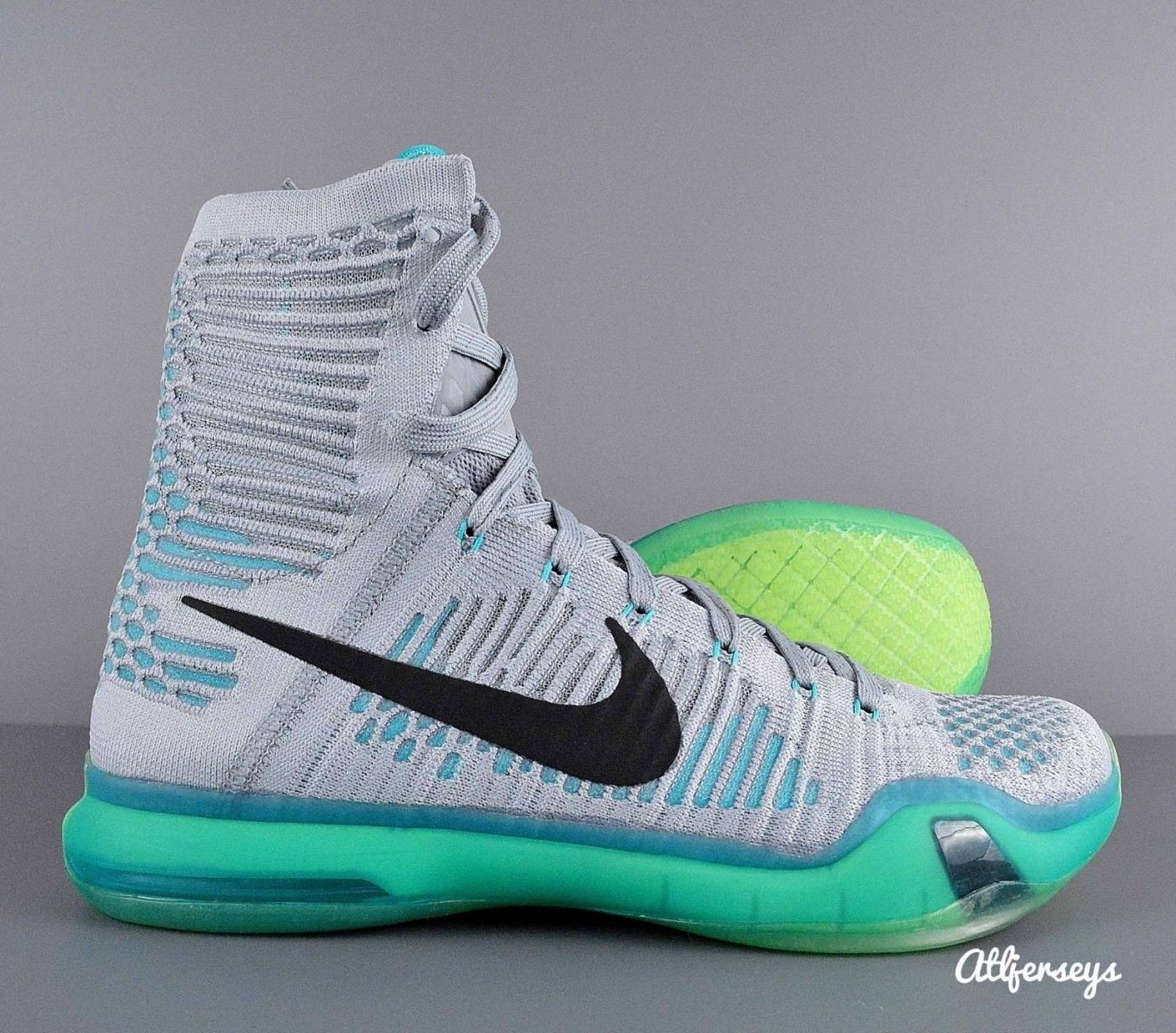 meet bfb46 655e3 Nike Kobe Elites Gain Some Elevation   Sole Collector