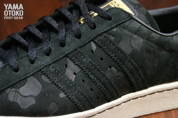 Adidas Superstar Black Camo