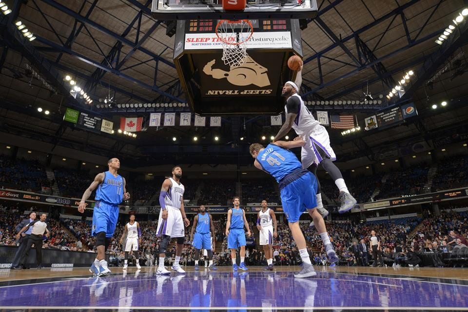 DeMarcus Cousins Nike LeBron 11 Terracotta Warrior