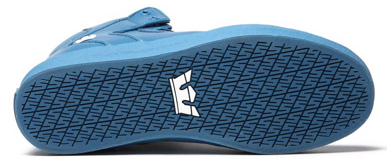 SUPRA Action Pack Vaider Shoes Blue (6)