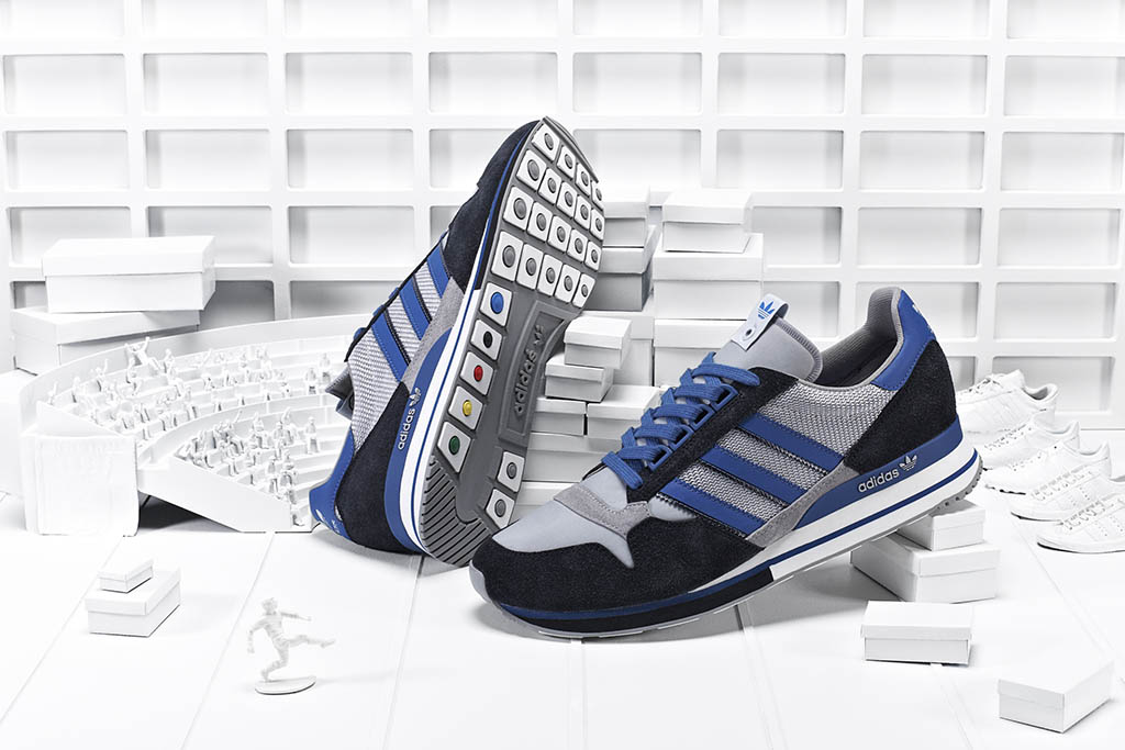 adidas Originals Consortium Spring Summer 2012 Your Story ZX 500 After