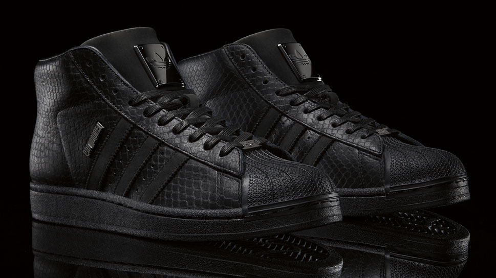 Big Sean x adidas Originals Pro Model II Black (1)
