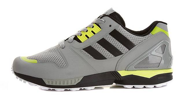 Best of 2011: adidas - ZX 8000 Tech Grey Black Neon (1)