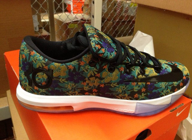 Nike KD 6 Floral