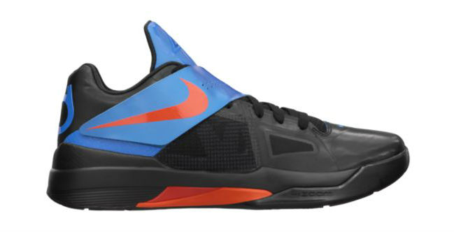 Top 24 KD IV Colorways for Kevin Durant's 24th Birthday // OKC