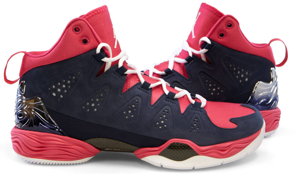 Jordan Melo M10 Georgetown Men Against Breast Cancer PE (2)