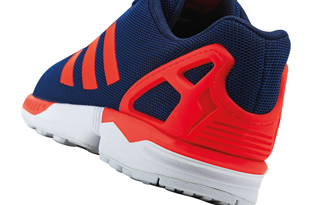 adidas ZX Flux Base Pack Navy/Red (3)