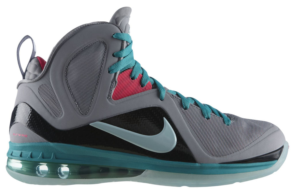 Nike LeBron IX 9 PS Elite South Beach