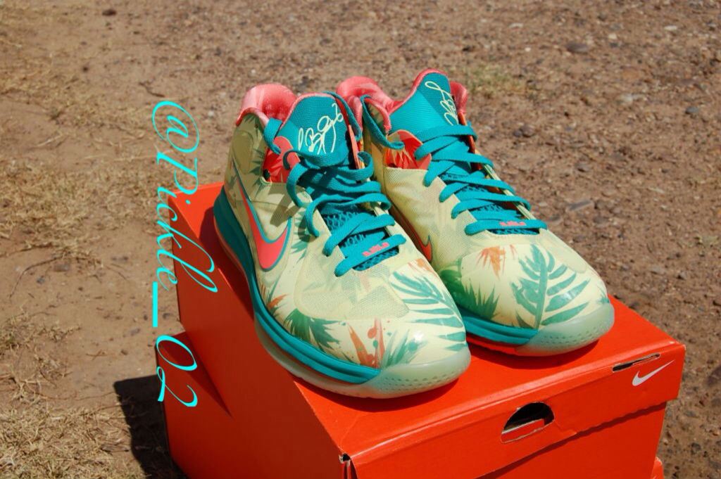 Spotlight // Pickups of the Week 4.14.13 - Nike LeBron 9 Low LeBronold Palmer by Pickle