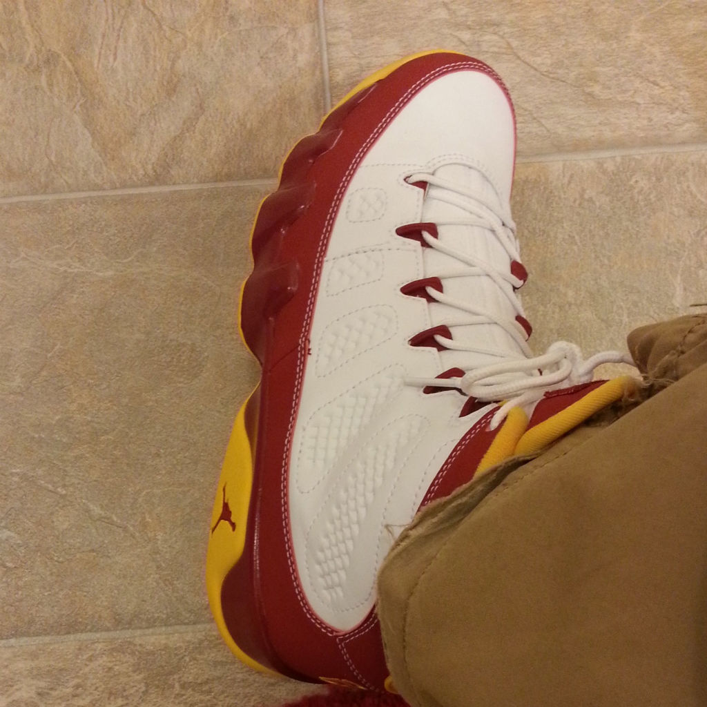 Spotlight // Forum Staff Weekly WDYWT? - 8.10.13 - Air Jordan IX 9 Retro Bentley Ellis by ReD09