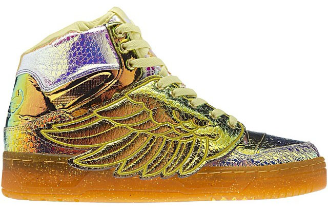 adidas JS Wings Iridescent Foil