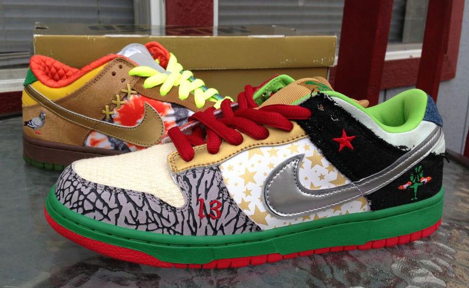 Spotlight // Pickups of the Week 5.26.13 - Nike Dunk Low SB What the Dunk by gwar12