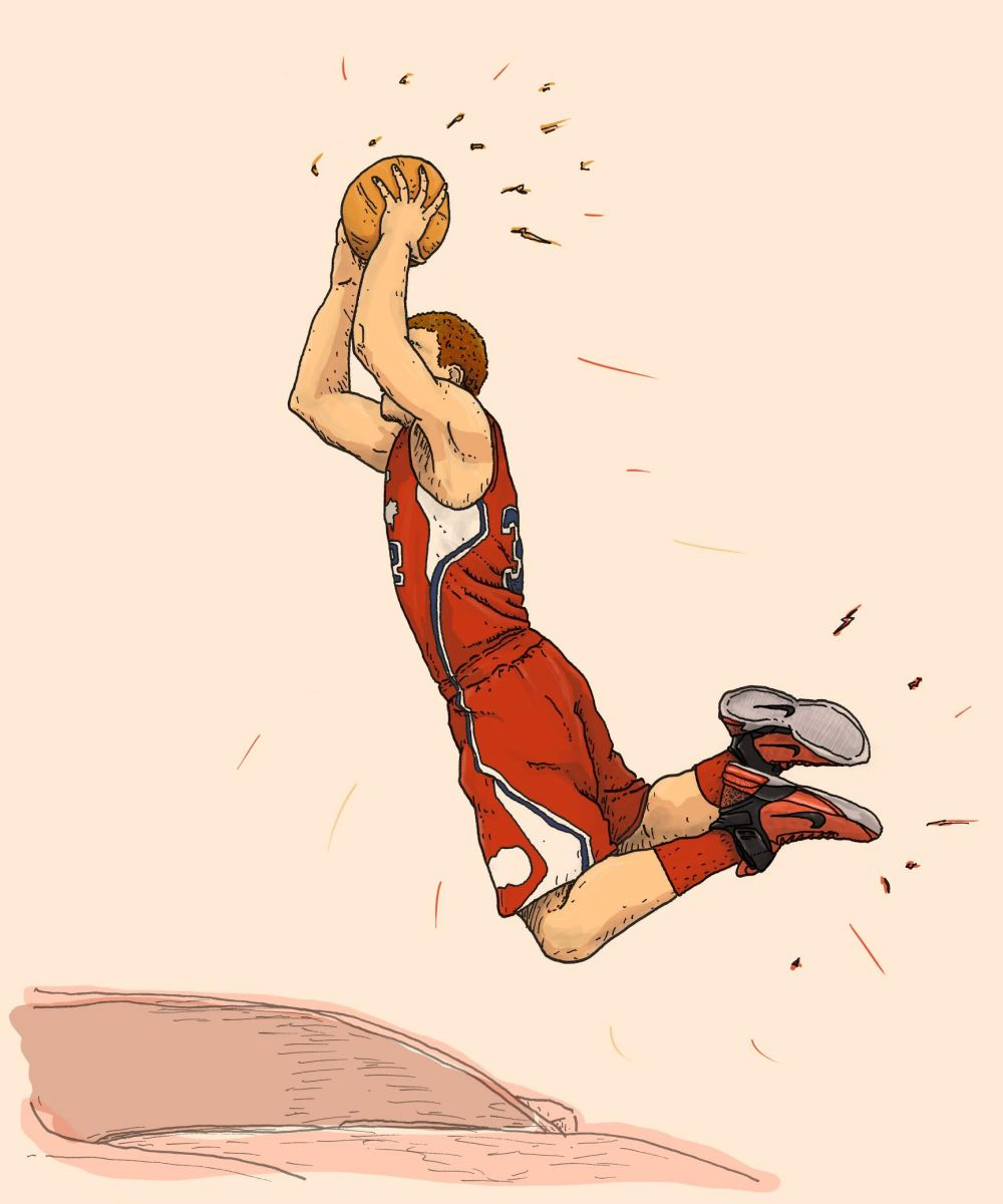 finest selection bdc35 630e6 Greatest Dunk Contest Moments  Blake Griffin in 2011