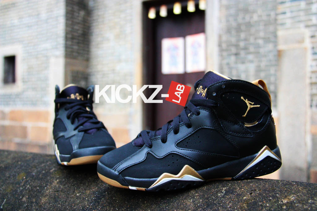 more photos 44580 bea56 black and gold retro 7