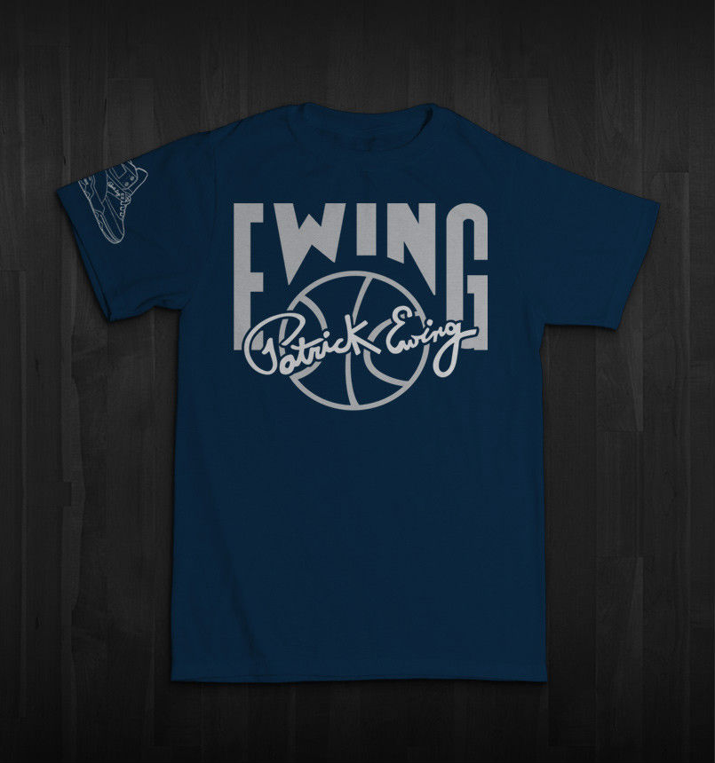 Ewing Athletics Georgetown T-Shirt