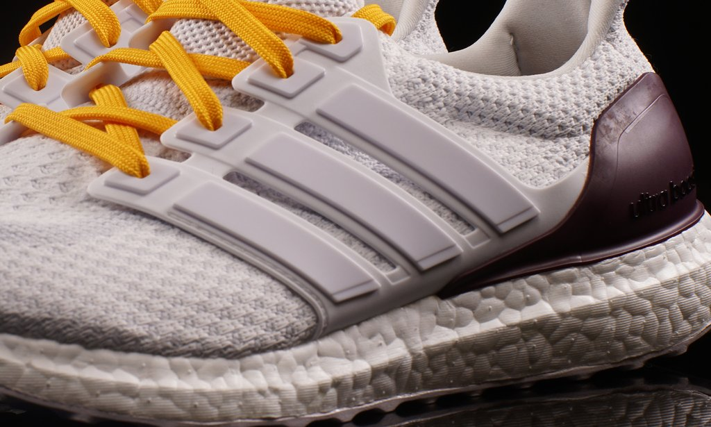 b5a1fa45d Image via Oneness Adidas Ultra Boost Arizona State Detail