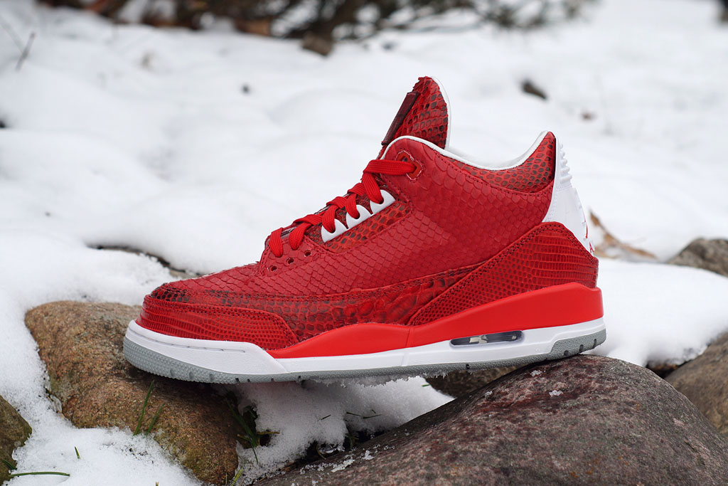 Air Jordan 3 'Valentine's Day' by JBF Customs (1)
