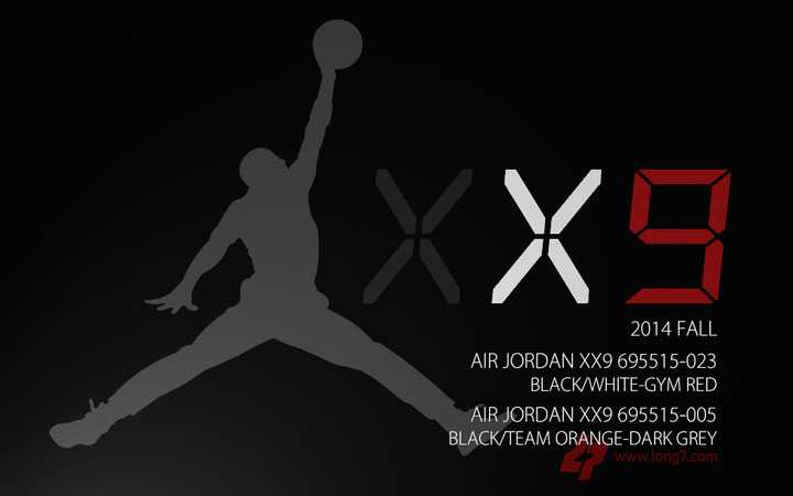 Air Jordan XX9 Launching Fall 2014