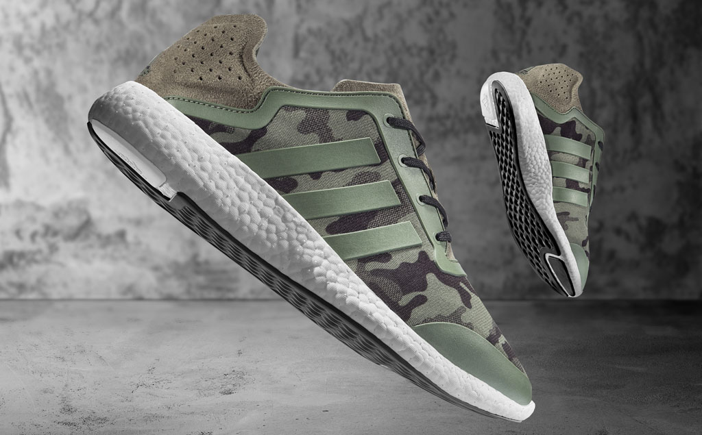 adidas Shoes | Pure Boost 10 Camo | Poshmark