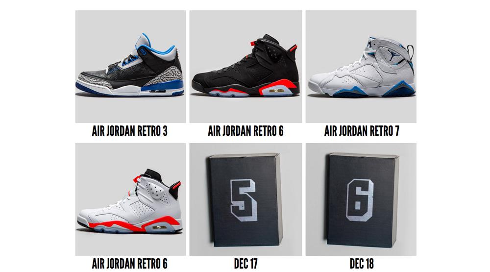 Air Jordan Restock Jimmy Jazz Christmas