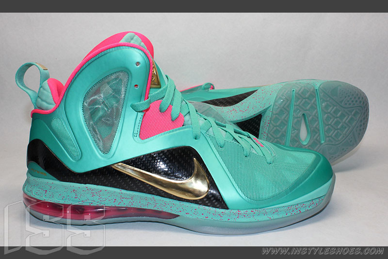 Nike LeBron 9 PS Elite 'South Beach' MVP Sample (1)