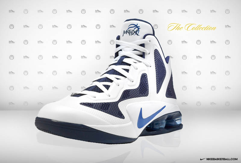 Shawn Marion Shoes: Nike Zoom Hyperfuse Shawn Marion Player