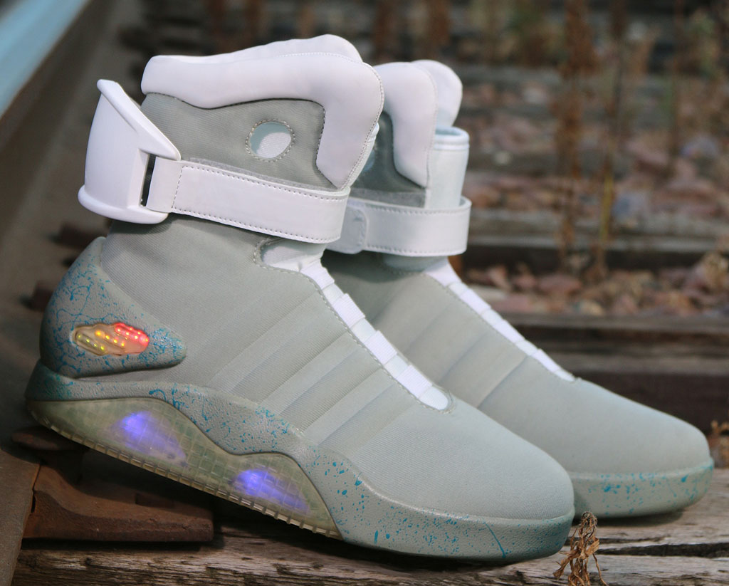 Cheap nike air mag china - Nike Mag Back To The Future Costume Shoes 3
