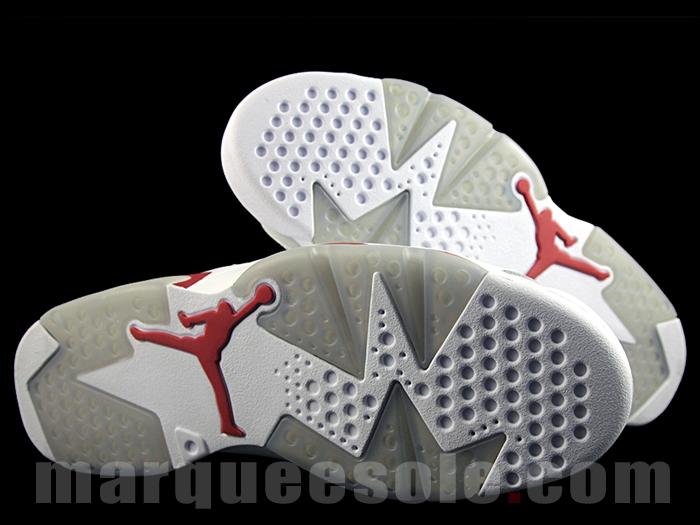 Alternate Air Jordan 6 Sole