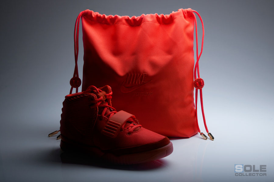 d707400af8453 One Month Later - 10 Facts About the Red October Nike Air Yeezy 2 a ...