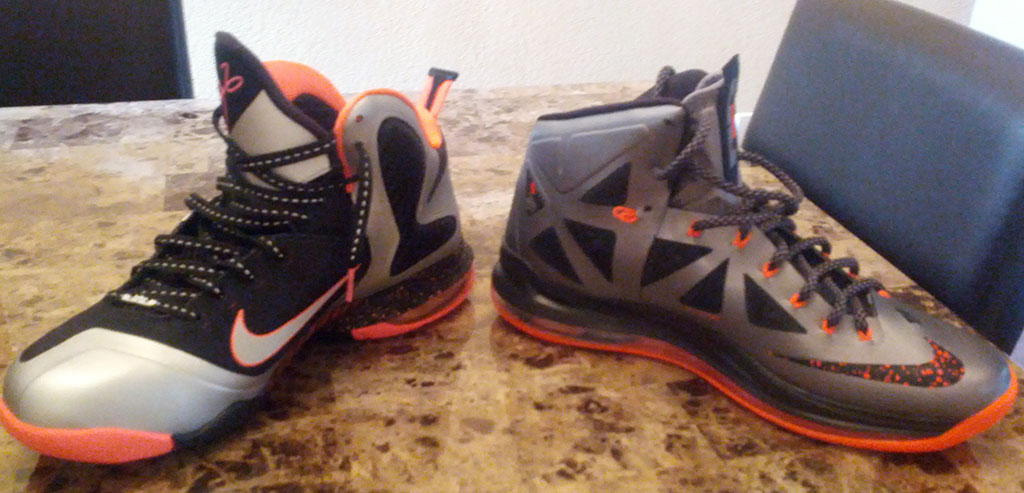 Nike LeBron X 10 Silver Black Orange Mango (13)