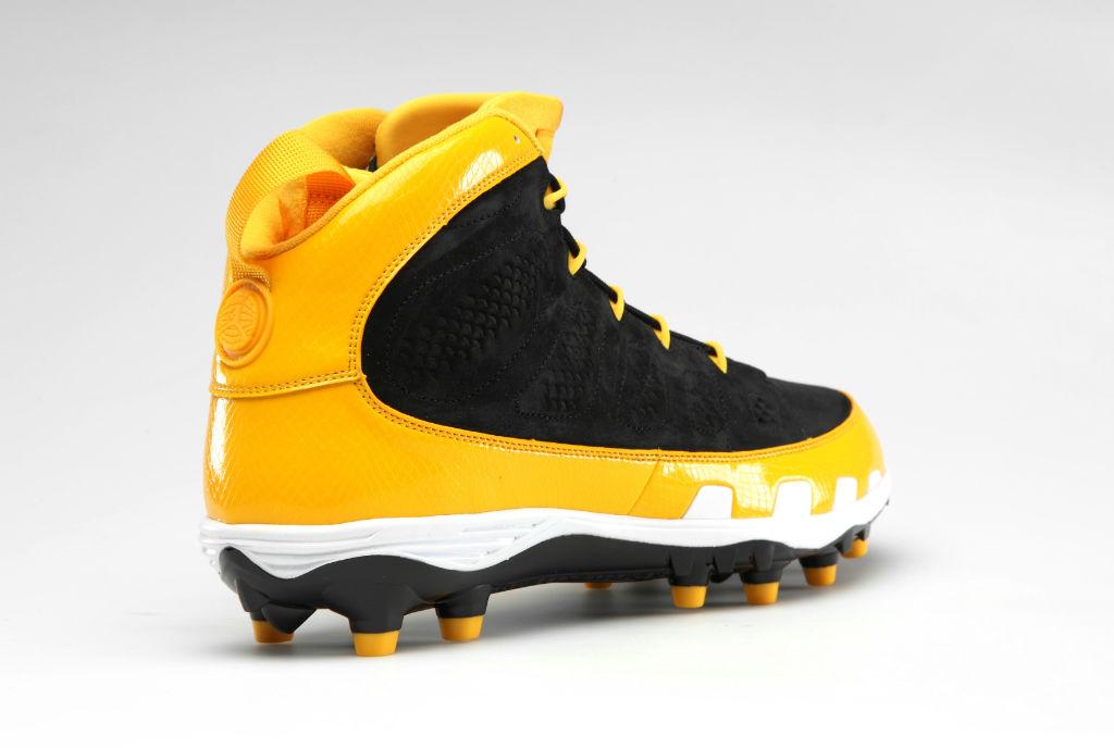 Steelers Jordan Shoes