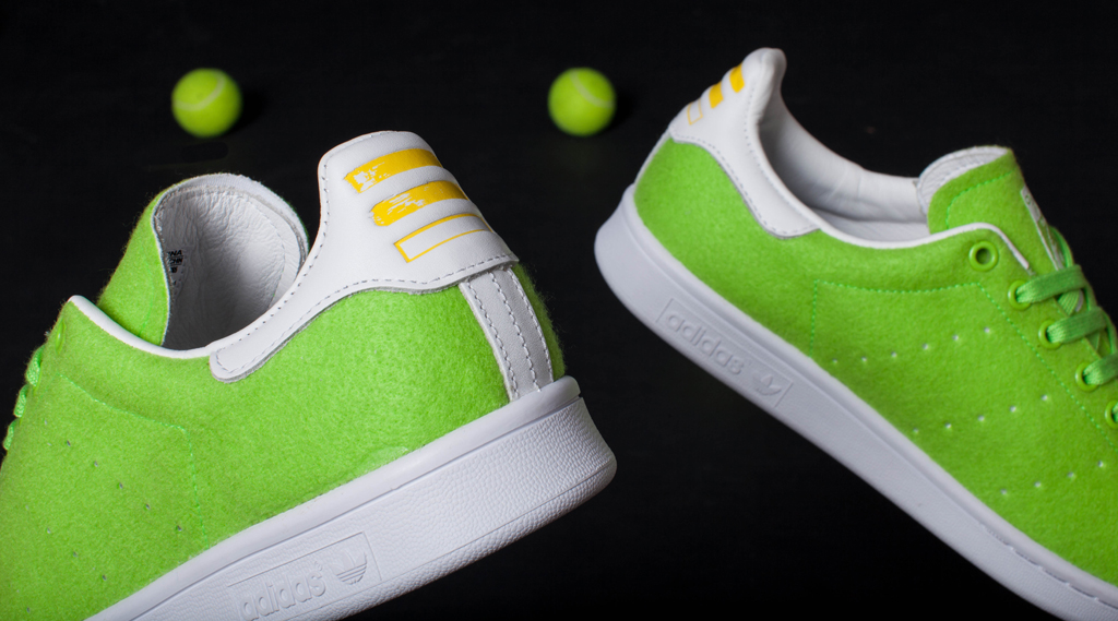 07d35b71e3 First Look at the Pharrell x adidas Originals Stan Smith  Tennis  Pack