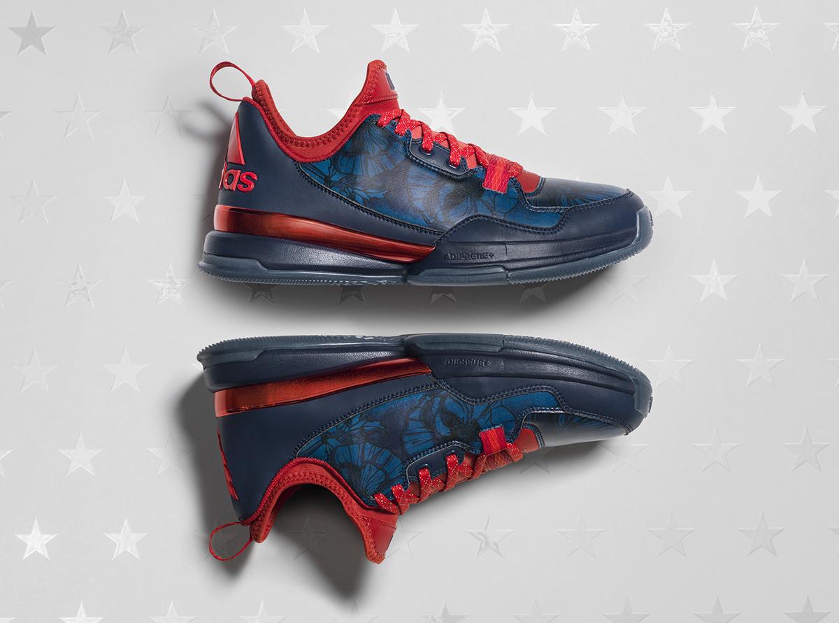 Adidas Salutes Veterans in Patriotic Sneaker Collection ...