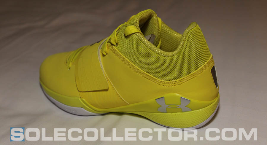 Under Armour Bloodline Yellow Brandon Jennings Invitational (1)