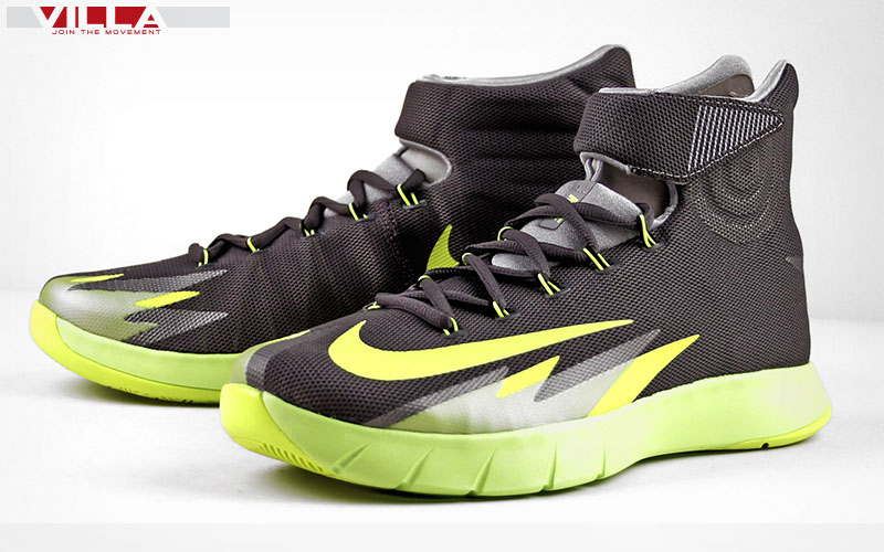 Nike HyperRev Hitting Retail in Black/Volt (5)