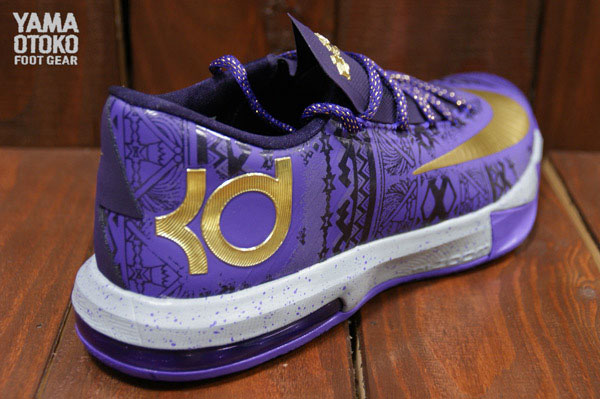the nike kd 6 bhm in detail sole collector