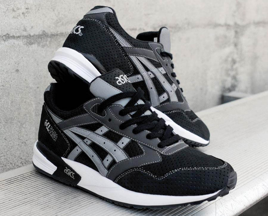 asics Gel Saga 'Pirate Black' Now Available SneakerFiles