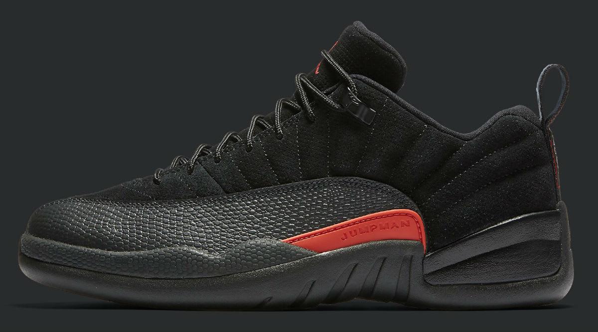 Jordan 12 Low Retro 'Max Orange' - Size 10 c9BbR16xG
